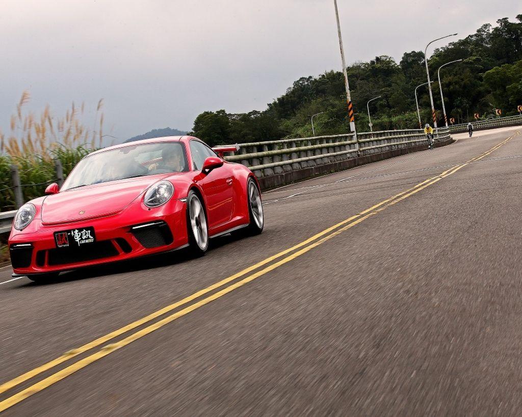 最後的自然進氣 Porsche 911 GT3