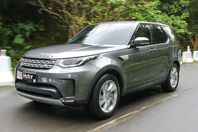 Land Rover    Discovery Si6 HSE