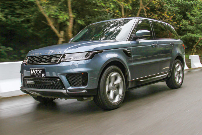 Land Rover    Range Rover Sport Si4 HSE