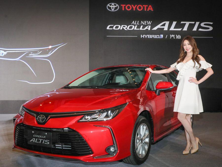69.8萬元起!全新Toyota Altis正式上市
