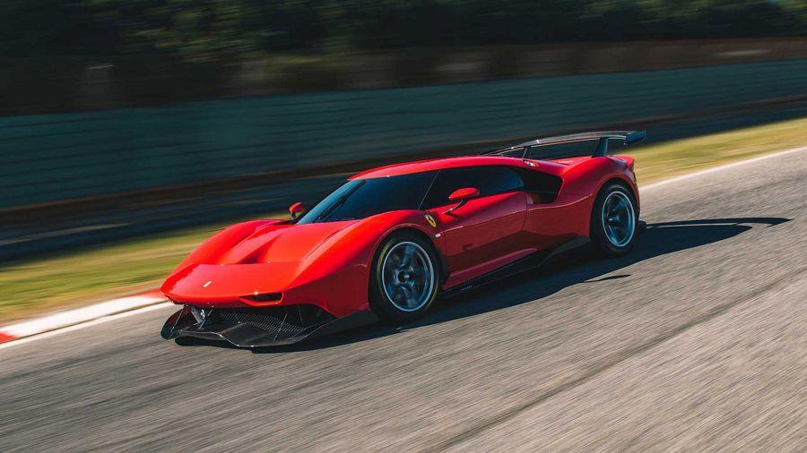 暨優美又強悍,還能如何形容Ferrari P80/C?