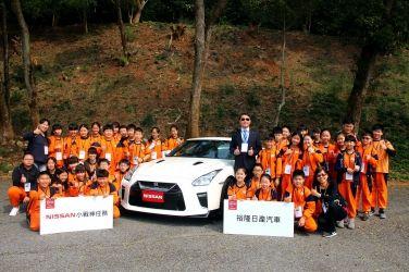 裕隆日產「NISSAN小戰神任務」精彩再現 擴大邀請國小師生參與挑戰 感受GT-R超跑精神