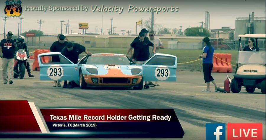 不等Bugatti或Koenigsegg了!Ford GT已突破483.44公里極速!