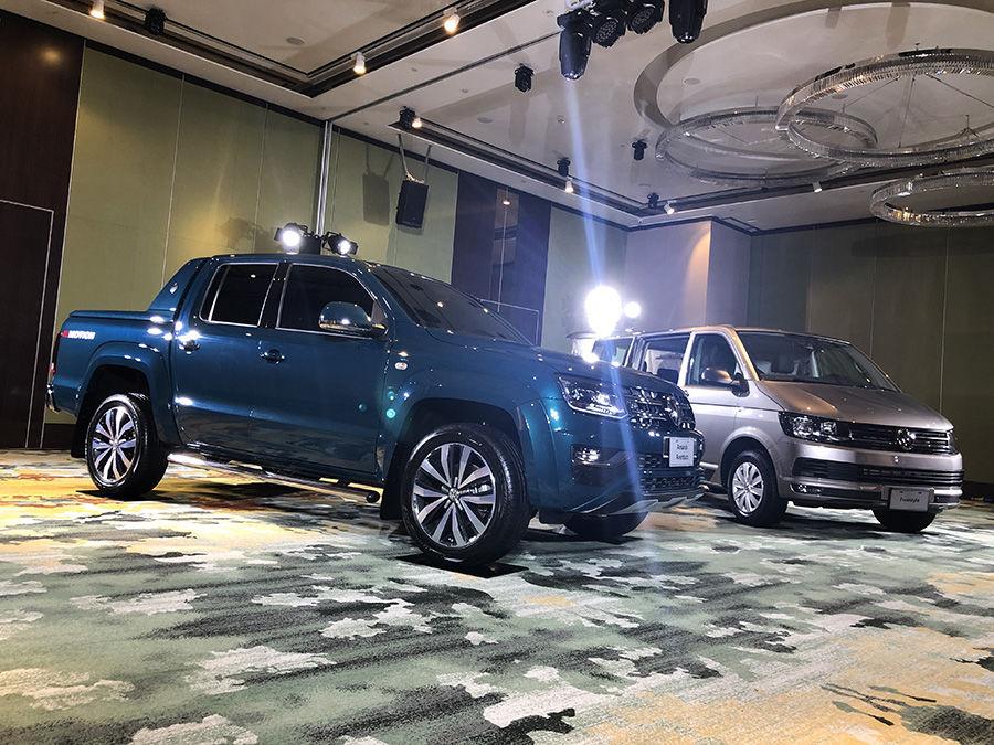 福斯商旅 Amarok V6 Aventura貨卡+Freestyle親民露營車正式發表!