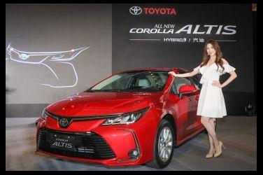 超級神車再臨!Toyota Corolla Altis雙動力強勢登場