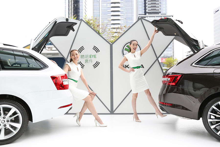 今年還會看到哪幾輛SKODA新車?「聰明EYE套件」又是什麼?