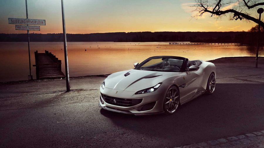 德國的 Novitec把Ferrari Portofino變得更加可人了