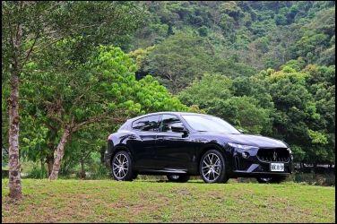 先禮‧後兵 Maserati Levante Trofeo