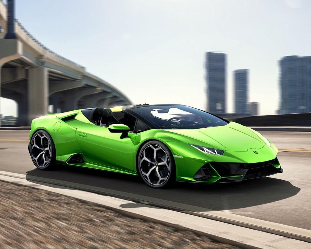 【2019日內瓦車展】超進化敞篷小牛 Lamborghini Huracan EVO Spyder