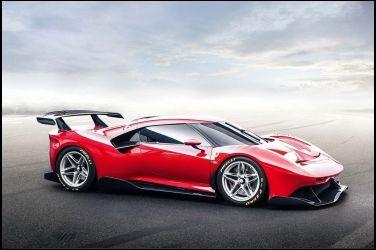 Ferrari法拉利One-Off項目巔峰之作 — Ferrari P80/C震撼登場