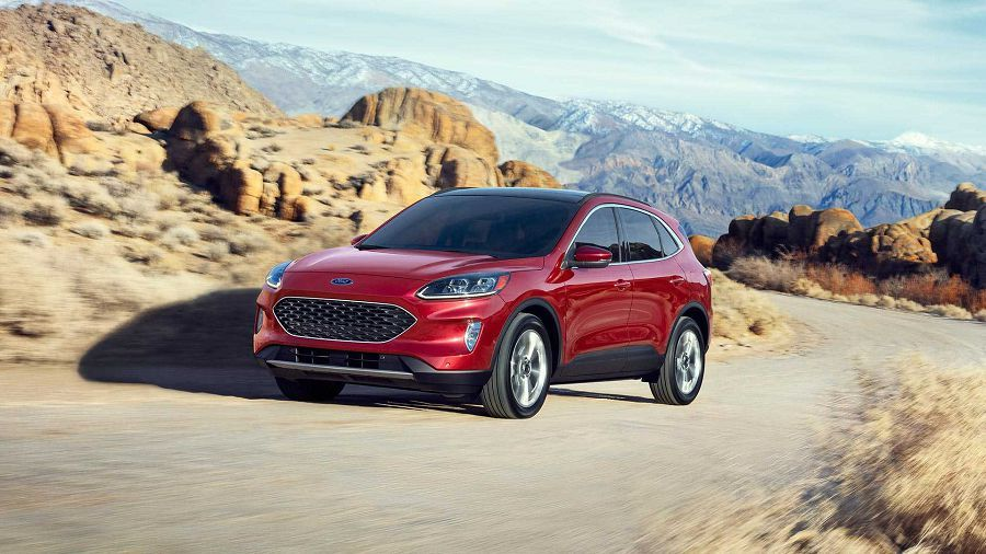 2020 Ford Escape第四代車型登場!擁有兩款Hybrid動力編成