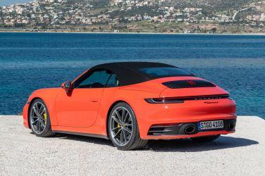 御風樂行  Porsche 911 Carrera S Cabriolet (下)