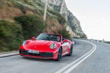 御風樂行  Porsche 911 Carrera S Cabriolet (上)