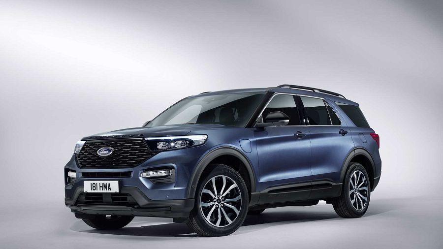 最大馬力450HP!Ford正式於歐洲市場導入2020 Explorer PHEV