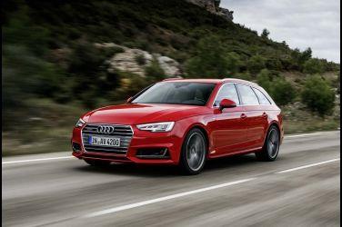 Audi A4 Avant獲德國《Auto Bild》肯定  邀您趁勢擁有