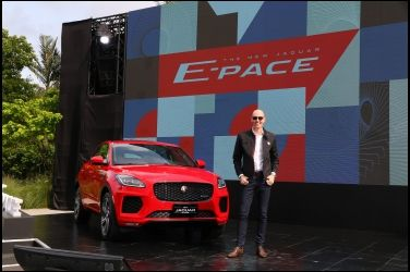 逆襲平凡 NEW JAGUAR E-PACE跑車型COMPACT SUV發表