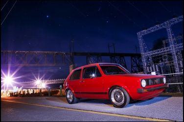 缸內直噴渦輪很了不起嗎︖   V8 Golf MK1電到您懷疑人生 !!