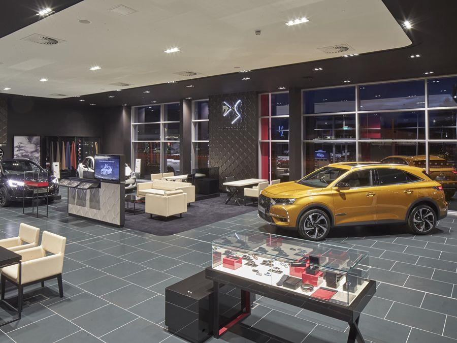 新車展示中心將逐漸被電子商務取代?未必!買家仍習慣看實車!