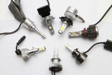 換裝LED頭燈驗車