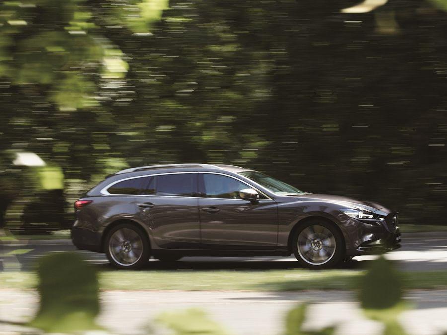 更有力!Mazda 6 Wagon追加2.5升新引擎