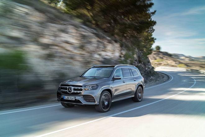 2019紐約車展:Mercedes-Benz史上最大全新七人座豪華大休旅GLS霸氣登場