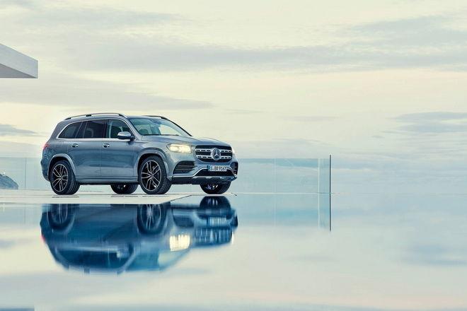2019紐約車展:Mercedes-Benz史上最大全新七人座豪華大休旅GLS霸氣登場: Page 2 of 2