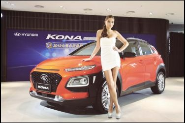 全新HYUNDAI KONA 2WD 79.9萬元起正式登台