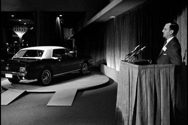 經典魅力依舊 美式跑車Ford Mustang誕生55週年