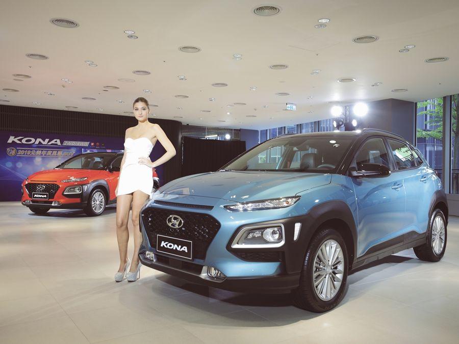 現代Kona新增2WD車款 售價更可親 79.9萬起