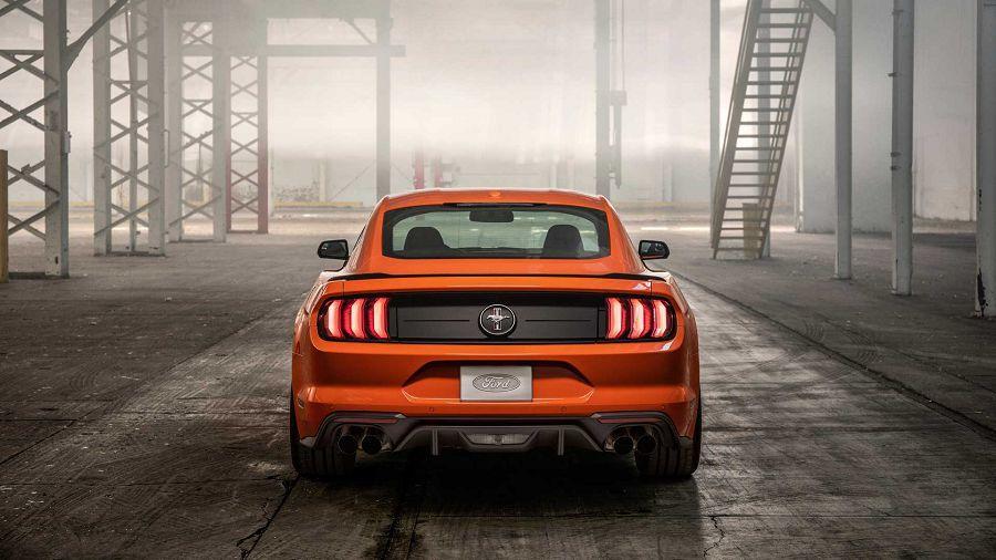 Ford Mustang仍是全球銷售最佳的雙門跑車!