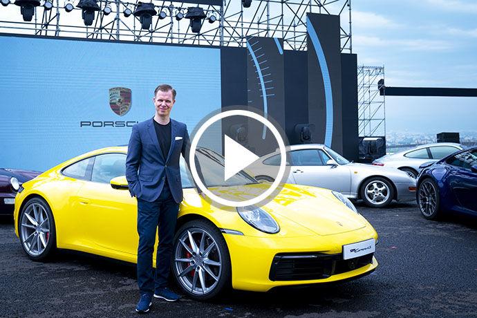 經典傳奇榮耀再現!全新Porsche 911磅礡上市