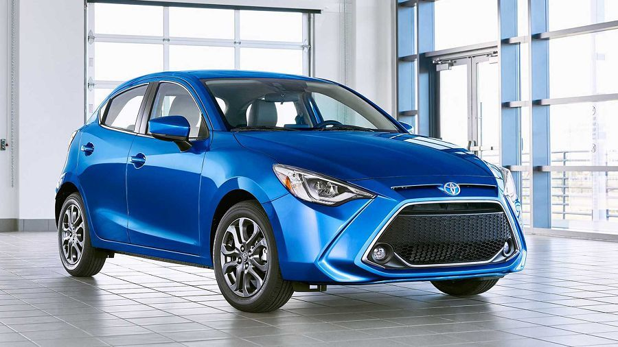 2020 Toyota Yaris Hatchback帶著濃濃Mazda 2血統現身紐約車展