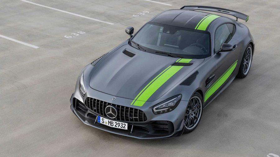 AMG GT Black Series將成為除了One以外最快的AMG車款!