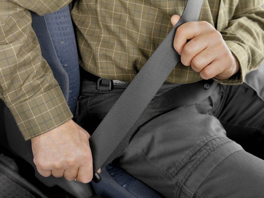 繫上安全帶 有效降低意外傷害