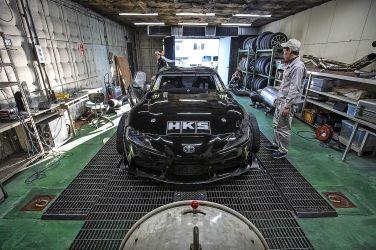 [新牛魔王變身系列]  完全不給原廠面子  齊藤太吾的2JZ-Swapped A90 Supra !!
