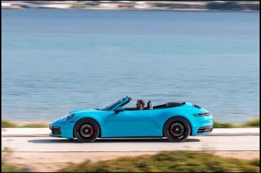 創新車體設計:全新 Porsche 911 以多種材質製成