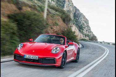 [影音] 御風樂行 Porsche 911 Carrera S Cabriolet