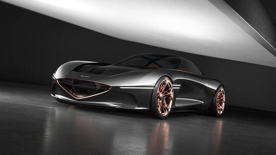 優雅的Genesis Essentia概念車可能在2021年推出?
