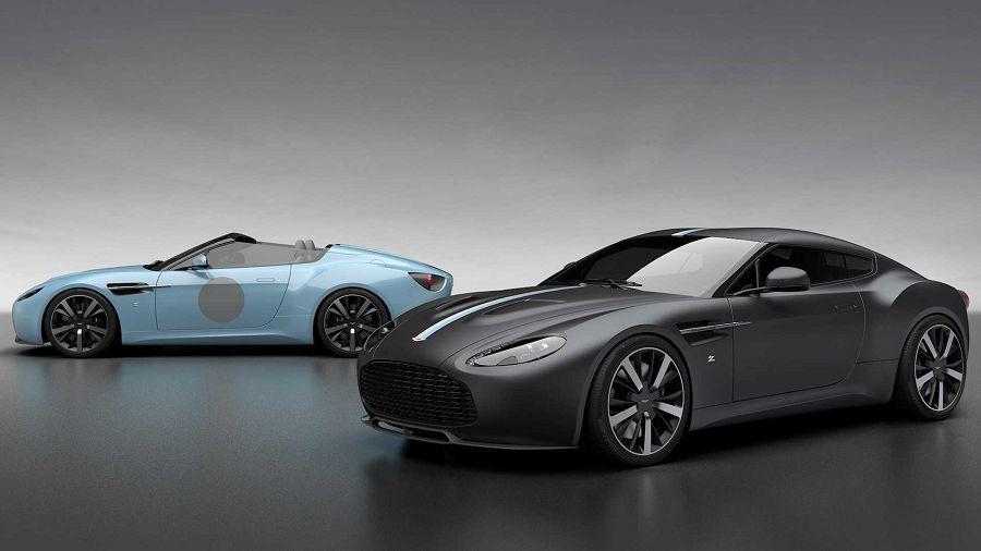 Aston Martin以兩部特別版Vantage替Zagato慶祝100歲生日