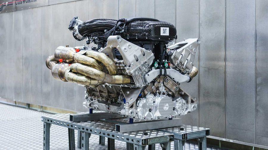 Aston Martin也會用盡一切辦法延長V12引擎的銷售壽命!