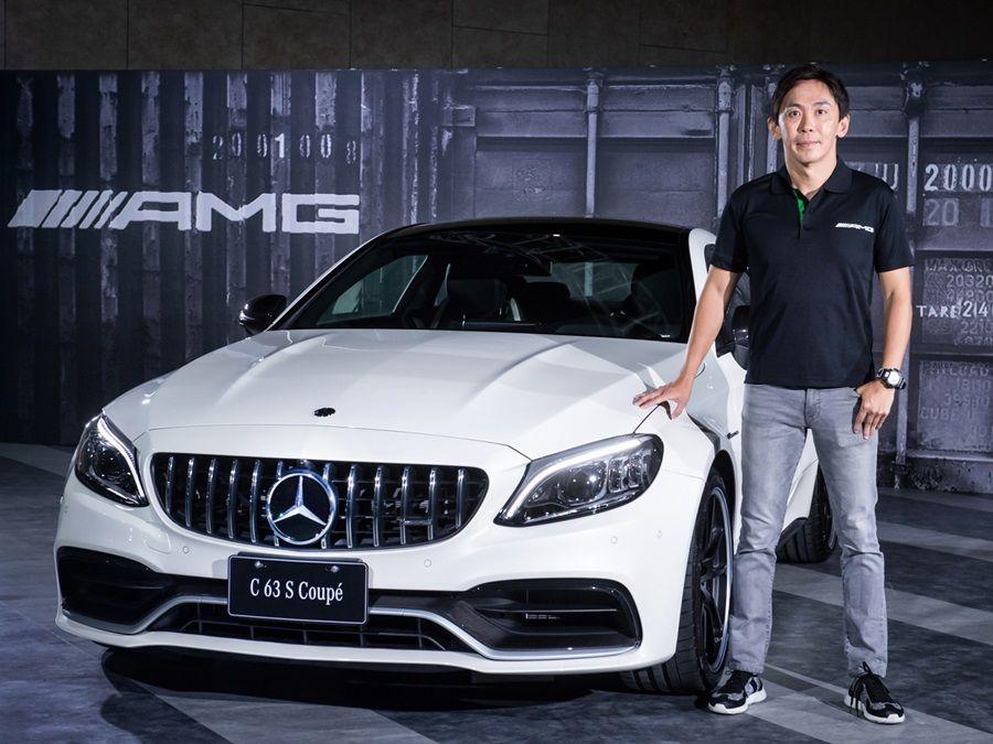 戰鬥指數大增!Mercedes-AMG C 63正式上市