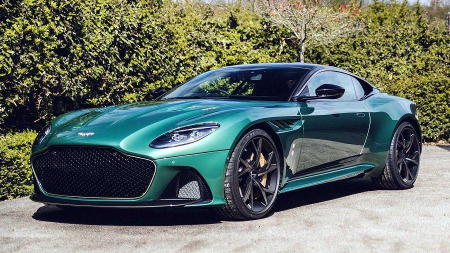 致敬1959年的利曼大賽勝利!Aston Martin推出「DBS 59」