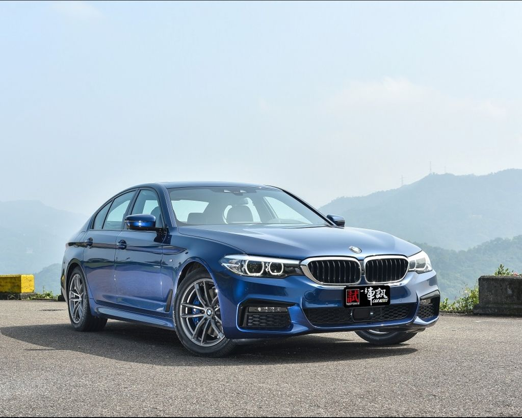 五育均衡 能人所不能 BMW 530i M Sport