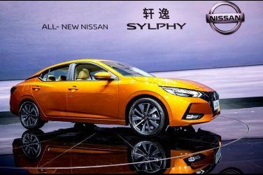 大改款Sentra預想圖 Nissan Sylphy