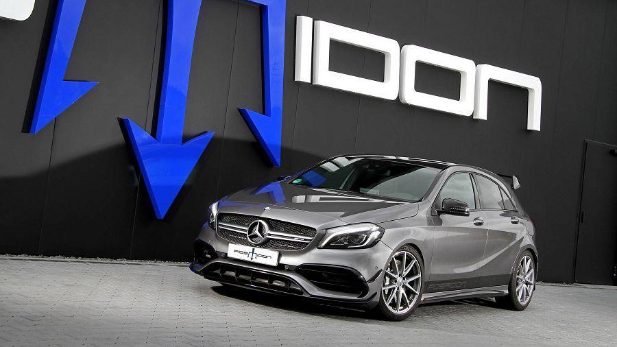 改裝後的Mercedes-AMG A45竟擁有600+ HP?