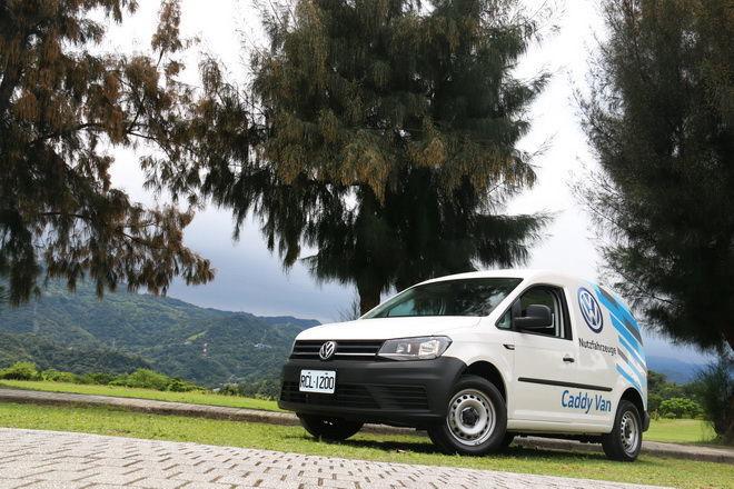 轎車級的大肚腩商用車 VW Caddy Van 1.2 TSI試駕