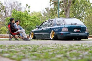 正牌車款更顯價值 Honda Accord Wagon LX MK5(下) !!