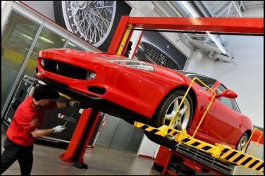 Ferrari Premium法拉利保養計畫 — 以專屬禮遇為極致操控提供完善守護