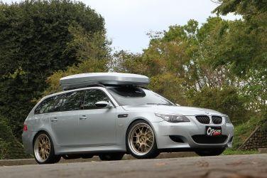 BMW M5 E61 Touring(上)  低調大叔的家庭座駕 !!
