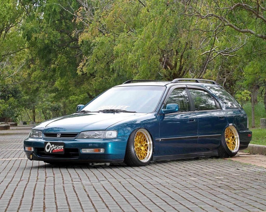 正牌車款更顯價值 Honda Accord Wagon LX MK5 !!
